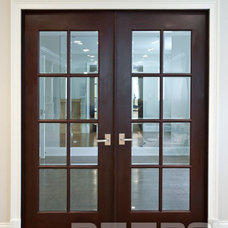 modern interior doors by Doors For Builders Inc