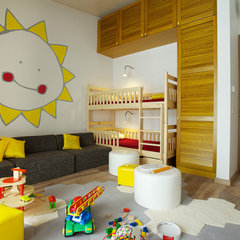 contemporary kids by Dalius &amp; Greta Design