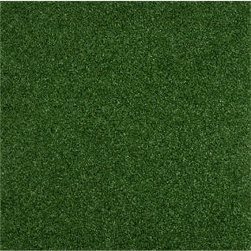 Flor Green Acres Tile - Go all out and use carpet tiles or vinyl tiles to get the look of grass or cobblestones.
