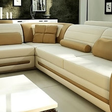 Modern Sectional Sofas U Shape Sectional Sofa - CL-S8592