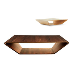 Modern Brasilia Coffee Table