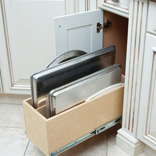 Cabinet And Drawer Organizers by Gliding Shelf Solutions Inc.