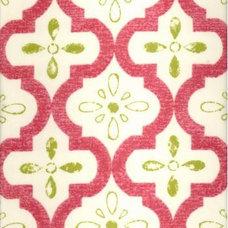 Mediterranean Fabric by Lewis & Sheron Fabrics