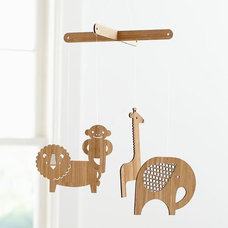 Contemporary Baby Mobiles by Pottery Barn Kids