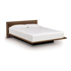 Copeland Furniture | Moduluxe 29-Inch Platform Bed with Panel Headboard -