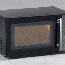Avanti - 0.8 Cu. Ft. Microwave, Black - Features:
