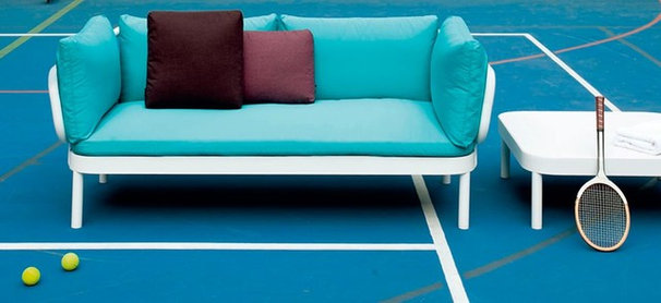 Modern Outdoor Sofas by Gandia Blasco
