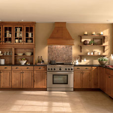 Kitchen Cabinetry by Mid Continent Cabinetry