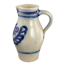 EuroLux Home - Large Consigned Vintage French Salt Glaze - Product Details