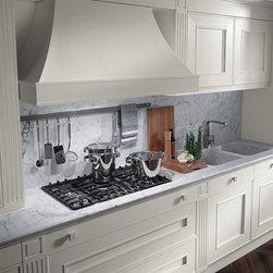 Italian Kitchen Cabinet Organization and Close-up Images - EVAA International