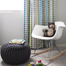 Modern Nursery by EM DESIGN INTERIORS