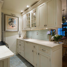 Traditional Kitchen by J.Costa Construction
