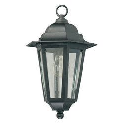 Quorum International - Quorum International Q791 1 Light Outdoor Pendant from the Cast Outdoor Collecti - Cast OutdoorBulbs: (1) 60W Medium BaseUL Damp
