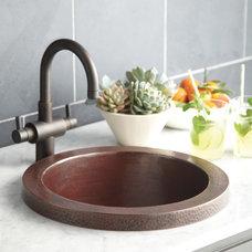 Kitchen Sinks by Native Trails