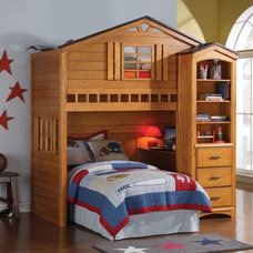 Rustic Kids Beds by Sister Furniture