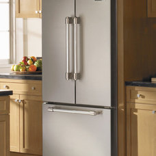 contemporary refrigerators and freezers by Elite Appliance