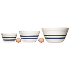 Traditional Mixing Bowls by Kaufmann Mercantile