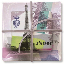 Traditional Bath And Spa Accessories by LBC Modern