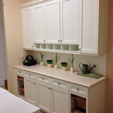Traditional Storage Units And Cabinets by Custom Closets & More...