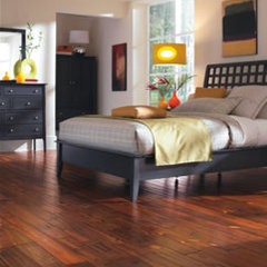 eclectic wood flooring by Fred Callaghan Carpet and Flooring Center
