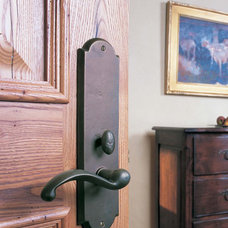 Traditional Door Hardware by Rustica Hardware