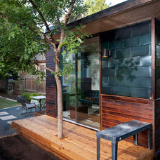Contemporary Prefab Studios by Sett Studio