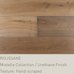 Monarch Plank: Roussane - Finished-to-order