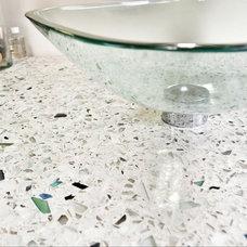 Bathroom Countertops by Vetrazzo