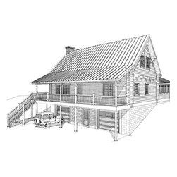 House Plan 451-5 -