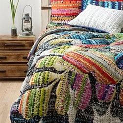 Anthropologie - Gila Quilt - *Part of our Hothouse Quilt collection