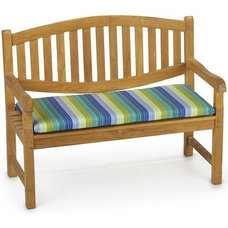 Contemporary Outdoor Benches by Home Decorators Collection