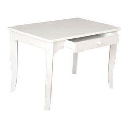Brighton Table by Kidkraft - perience the difference in comfort. Experience the warmth and beauty of Brighton table.