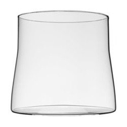 Wine glass t.e. 005 By Thomas Eyck - The V Wine glass from Thomas Eyck is a nicely balanced glass that begs to be held and never put down. There is no thick, chunky lines with the V Wine glass, yet it is microwave and dish washer safe.