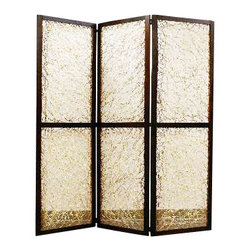 KAWAII SCREEN - This is a 3 panel rattan screen with Natural finishs. The cappucino wooden frame is made by tripical replantation wood which is environmental free of the wood usage.