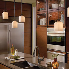 Contemporary Kitchen Lighting And Cabinet Lighting by Valley Light Gallery