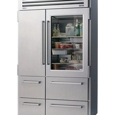 Contemporary Refrigerators by Sub-Zero and Wolf