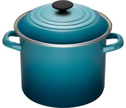 Traditional Stockpots by Le Creuset