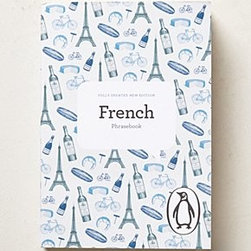 Anthropologie - French Phrasebook - *Paperback