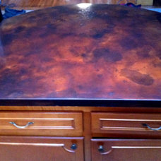 Kitchen Countertops by Burco Surface & Decor