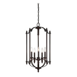 Savoy House Lighting - Savoy House Lighting 3-4501-5-13 Foyer Transitional Foyer Light - Savoy House Foyer lights will bring illumination to any entryway space with a timeless style that you will love for years to come. Choose from pewter or English bronze finishes.