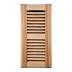 None - Image Flooring 4 x 12 Red Oak Wood Air Vents - Image Wood Vents enhance the beauty and character of any environmentVents let you precisely direct just the right amount of air where you need itManufacturing processes ensure vent quality,safety and environmental protection