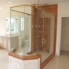 Traditional Showers by Showroom Partners