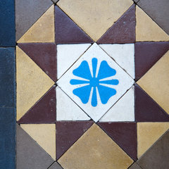 traditional floor tiles by Masco Architectural Salvage