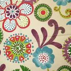 Eclectic Fabric by HouseFabric