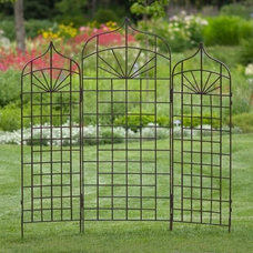 Contemporary Home Fencing And Gates by Hayneedle
