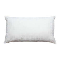 Thomasville - Thomasville Captivate Down Alternative Pillow - Sleep comfortably with the Thomasville Captivate pillow featuring all the luxury of a down pillow without the feathers. This pillow has a super fine synthetic down micro-fiber fill and is hypo-allergenic. It includes a 5 year limited warranty.
