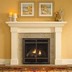 Heat & Glo SL-550 Slim Line Gas Fireplace - Starting at $1,554