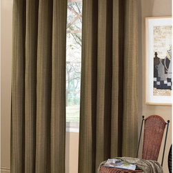 Commonwealth Home Fashions - Commonwealth Livingston Grommet Top Curtain Panel - 70265-109-54X63-MULTI-COLORE - Shop for Curtains and Drapes from Hayneedle.com! About Commonwealth Home FashionsA family business Commonwealth Home Fashions was founded in 1946 by the Levenson brothers. Today the operate facilities in Montreal Qc Canada and in Willsboro NY. Over the years they've built their reputation by producing and importing decorative soft window treatments decorative pillows and throws bed coverings shower curtains and more.