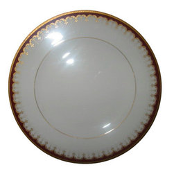 Nikko - Nikko Clarendon Salad Plate - Nikko Clarendon Salad Plate