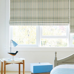 Hunter Douglas Design Studio™ Roman Shades - Hunter Douglas Design Studio™ Roman Shades